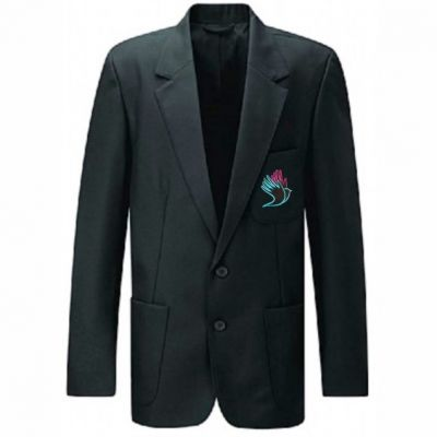 Bishop Young Boys Blazer w/Logo