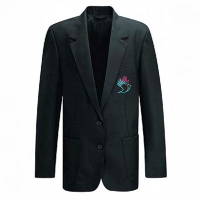 Bishop Young Girls Blazer w/Logo