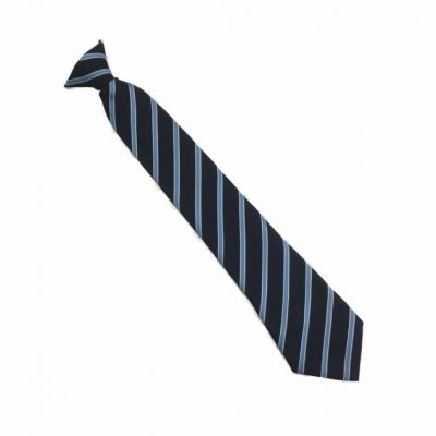 Allerton Grange Blue Clip-on School Tie (Years 7 & 8)