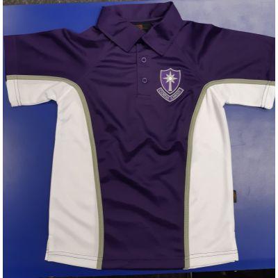 Corpus Christi Boys P.E Polo Shirt w/Logo