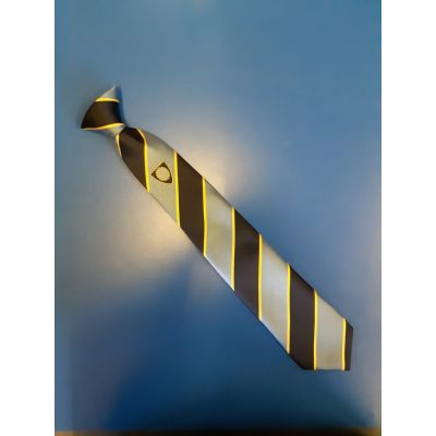 Guiseley High School Year 9-11 Sky & Blue Clip on Tie