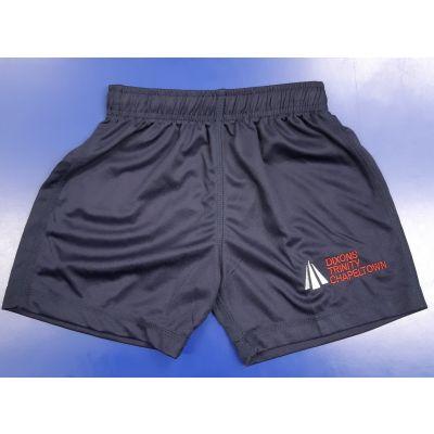 Dixon Trinity Chapeltown P.E Shorts w/Logo
