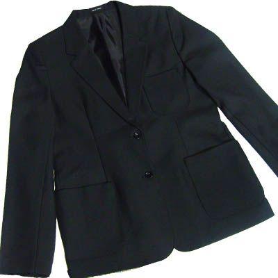 Girls Classic Black Blazer