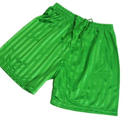 Emerald Shadow Stripe Short