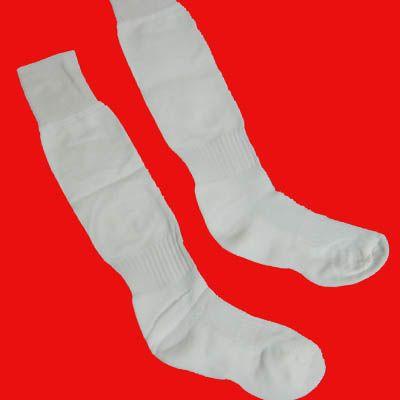 White Football Socks