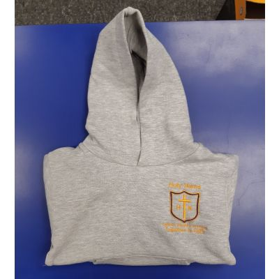 Holy Name Hooded Sweatshirt w/Logo