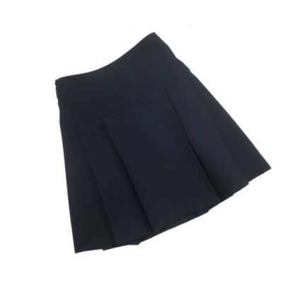 Brodetsky Girls Navy Banbury Junior Skirt