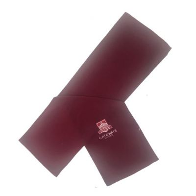 Gateways Girls Maroon Fleece Scarf w/Logo