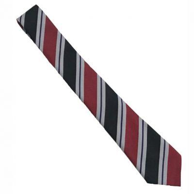 Lawnswood Yellow 52″ Stripe Tie