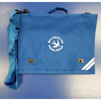 Moor Allerton Primary Document Case w/Logo