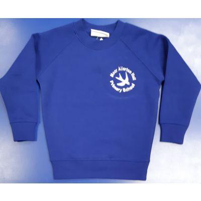Moor Allerton Primary Sweatshirt w/Logo