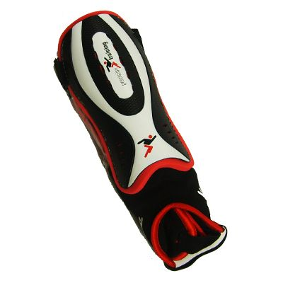 Pt Contour Shinpads With Ankle Support