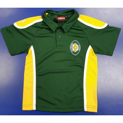 Richmond House Akoa Games Polo Shirt w/Logo