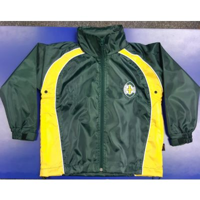 Richmond House Sports Rain Jacket w/Logo