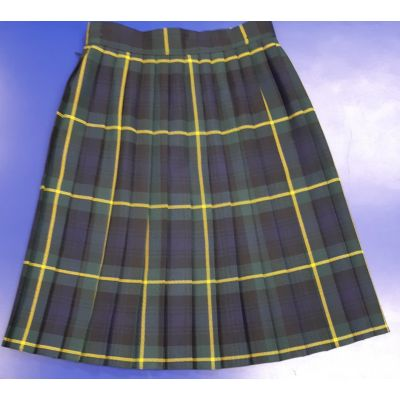 Richmond House Girls Tartan Kilt