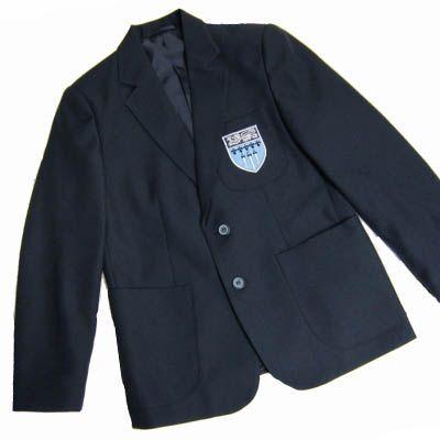 Abbey Grange Boys Navy Blazer w/Logo
