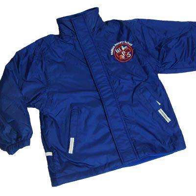 Whitkirk Royal Reversible Jacket w/Logo