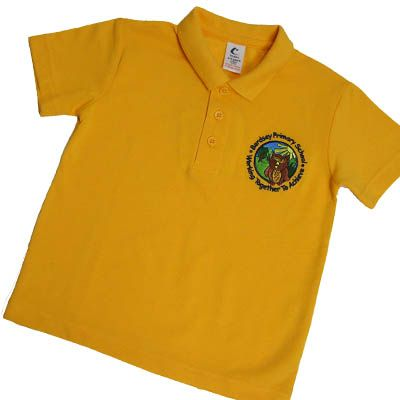 Bardsey Sunflower Polo w/Logo