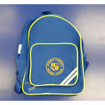 St Paul's Backpack w/Logo