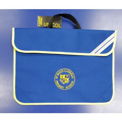 St Paul's Bookbag w/Logo