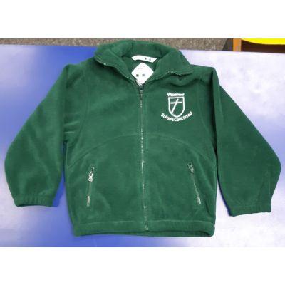 Whinmoor St. Pauls Bottle Fleece Jacket