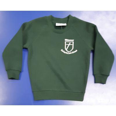 Whinmoor St. Pauls Bottle Crew Sweatshirt w/Logo